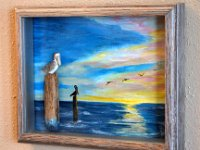 Shadow Box Paintings